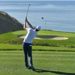 With a 3-stroke lead at Torrey Pines, Justin Rose shows why he is number one