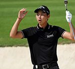 Min Woo Lee floats with 63 in Euro event