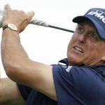 Pebble Beach Pro-Am: Phil Mickelson shot first-round lead