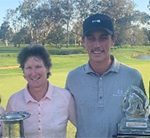 Houdini act leads to title Qld Foursomes