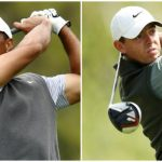 Tiger Woods plays Rory McIlroy in WGC Match Play knockout round