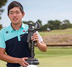 Yonezawa closes tight win at SA Amateur Classic