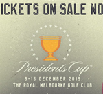 2019 Presidents Cup presale