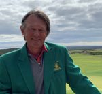 Brewer claims green jacket with The National