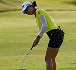 Minjee Lee in charge in LA