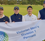 Royal Melbourne breaks pennant drought