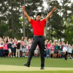 Tiger Woods wins the 2019 masters in a triumphal procession for eternity
