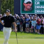 At P.G.A. Championship, Rory McIlroy is almost finished with his start