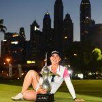 Dubai Moonlight Classic: Leona Maguire fifth as Nuria Iturrios wins inaugural title