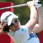 Dubai Moonlight Classic: Leona Maguire overnight leader now four back