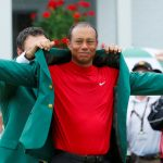 Tiger Woods receives Presidential Medal of Freedom on Monday