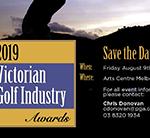 Victorian Golf Industry Awards Dinner