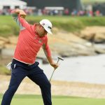 US Open: Long-Driving Gary Woodland lays his way to victory