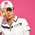Evian Championship: South Korean Kim Hyo-joo leads through a shot after the third round
