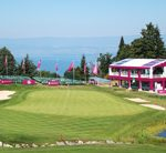 Green, Lee signs superstars with Evian