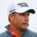 Irish Open: Padraig Harrington & # 039; s 73 throws him five behind leader Zander Lombard