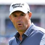 Irish Open: Padraig Harrington takes two-fold after 63 in Lahinch
