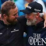 Lowry greets caddy Martin's impact in Open victory