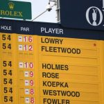 The Open 2019: Tee times for the final round at Royal Portrush
