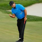 A highlight at the perfect moment, Patrick Reed wins the Northern Trust
