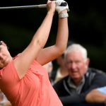 Ashleigh Buhai extends its lead on Day 2 of the British Open