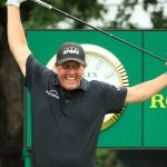 Mickelson feels the heat when Thomas BMW wins
