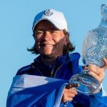 Catriona Matthew would again become captain of Europe in the Solheim Cup