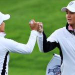 Solheim Cup 2019: Europe retains lean lead after drawing foursome Saturday