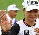 Aussies compete in LPGA