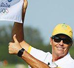 Baker-Finch leads Olympic teams