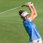 Hero Women & # 039; Indian Open: Meghan MacLaren shares lead after first round