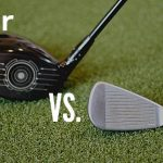 Iron vs. Driver Off The Tee: can a strategy that is too conservative cost you success?