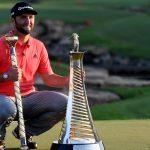 Spaniard Rahm wins Race title to Dubai and wins $ 5 million