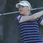 Tour Championship: Charley Hull five shots behind leader Sei Young Kim