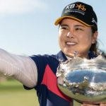 Park wins Australian Open, because Ewart Shadoff binds 10th