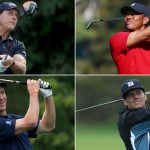 Tiger Woods, Phil Mickelson, Tom Brady and Peyton Manning play a golf game for Covid-19 relief