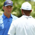 Tiger Woods and Peyton Manning beat Tom Brady & Phil Mickelson in a $ 20 million charity match