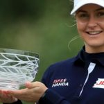 Charley Hull wins first Rose Ladies Series event at Brockenhurst Manor Golf Club