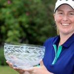 Rose Ladies Series: Gemma Dryburgh def.Charley Hull and Georgia Hall
