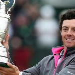 Tiger Woods, Rory McIlroy, Jack Nicklaus, Nick Faldo, Tom Watson - Highlights of the Open Championship