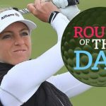AIG Women & # 039; s Open: Highlights of Sophia Popov & # 039; s 67 at Royal Troon