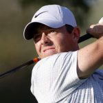 BMW Championship: Rory McIlroy three shots off the lead in Chicago