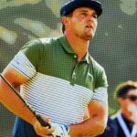 Bryson DeChambeau: US PGA Championship participant battles in an attempt to win the first major