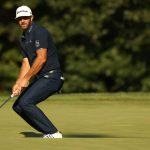 Dustin Johnson rebounds with a route at the Northern Trust