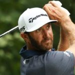 Northern Trust: Dustin Johnson exhales 18th to open a five-shot lead