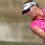 Rose Ladies Series: Alice Hewson leads three-day final after opening round