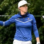 Portland Classic: England & # 039; s Mel Reid a shot of lead at LPGA shortened event