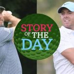 US Open: Rory McIlroy and Lee Westwood compete at US Open - view their best photos