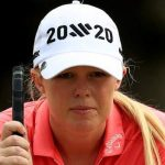 Stephanie Meadow: Northern Irish woman equals best LPGA finish with third place in Pelican Championship