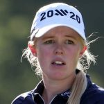 Stephanie Meadow: Old putter trump card for Northern Irish woman in Florida
